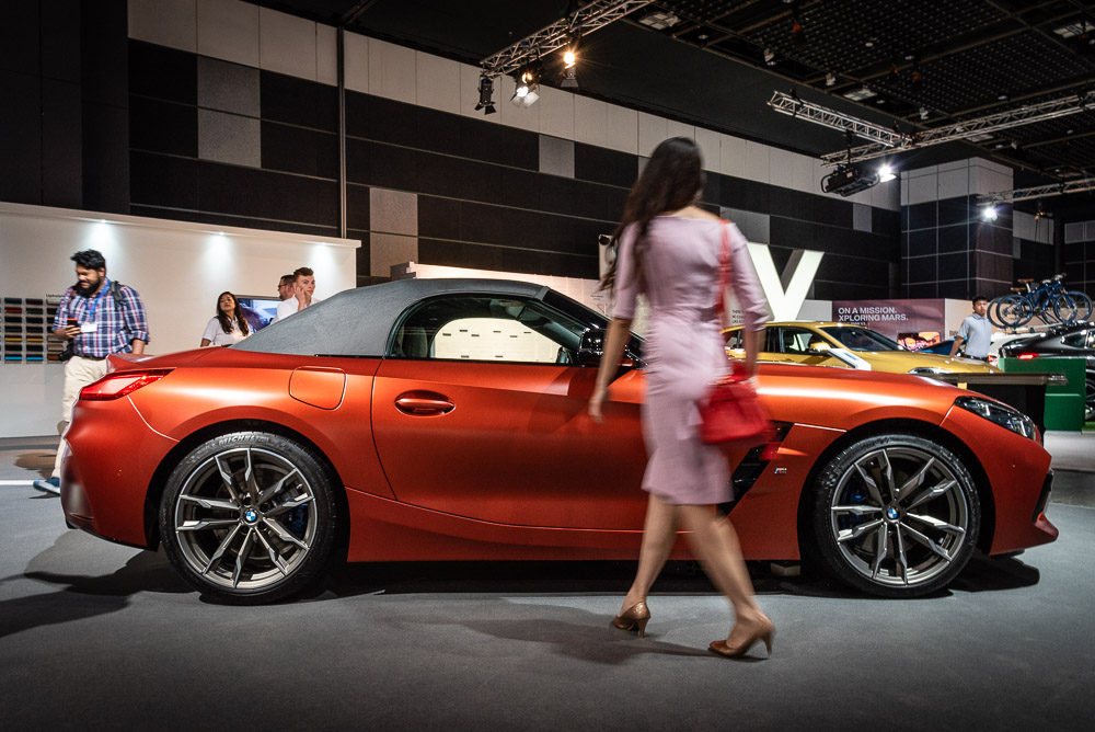 In pictures: BMW World 2018 at Suntec City
