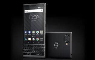 The BlackBerry Key2 is officially available in Singapore today