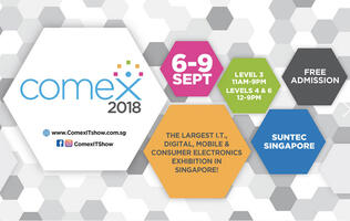 Comex 2018: 7 highlights to keep a lookout for