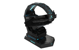Acer's Predator Thronos gaming chair is a literal battle station