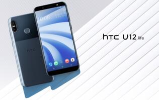 HTC unveils a midrange variant of the U12+ with 6-inch screen and Snapdragon 636