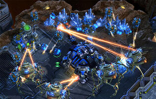 Starcraft 2 Multiplayer GPU Performance Analysis
