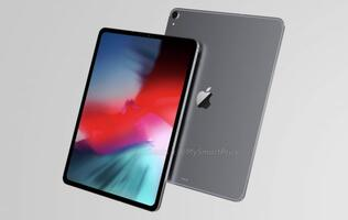 New iPad Pros may come with iPhone-style antenna lines and flat sides