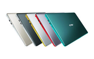 The new ASUS VivoBook S15 comes in a bunch of fun colors