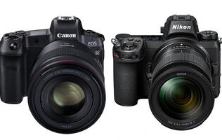 This is what people are missing about Canon and Nikon's new mirrorless cameras