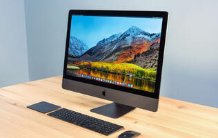 Apple is asking buyers why they bought the iMac Pro and what they like about it