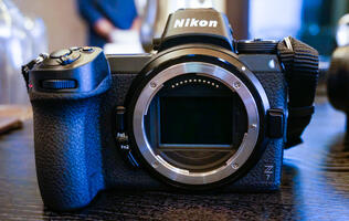 In pictures: Nikon's latest full-frame mirrorless - the Z7