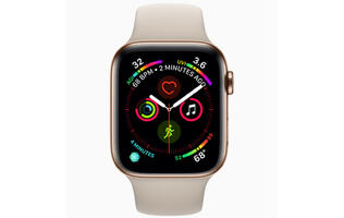 New Apple Watch Series 4 features larger display, improved processor, the ability to do ECGs, and more