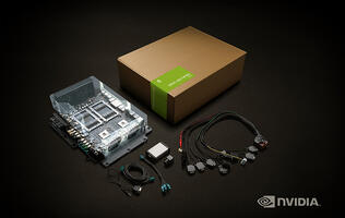 NVIDIA introduces its new AGX platform for autonomous systems and medical imaging equipment