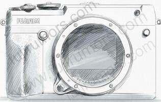 Rumor: Is this Fujifilm's next camera?
