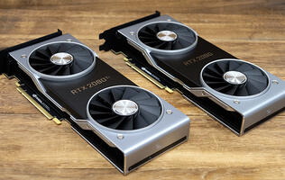 A feature on NVIDIA GeForce RTX 2080 Ti Founders Edition