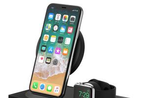 Belkin unveils two new docks for charging the iPhone and Apple Watch
