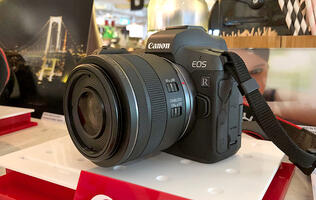 This is how much it'll cost you to get the Canon EOS R full-frame mirrorless camera