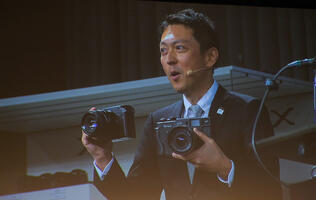 Fujifilm reveals two new GFX cameras at Photokina 2018
