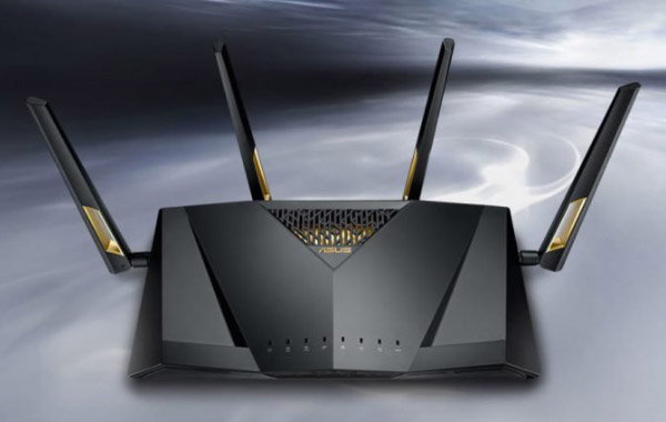 ASUS RT-AX88U AX6000 router performance preview