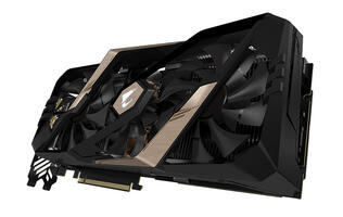 Gigabyte's Aorus GeForce RTX 2080 Xtreme 8G comes with seven video outputs