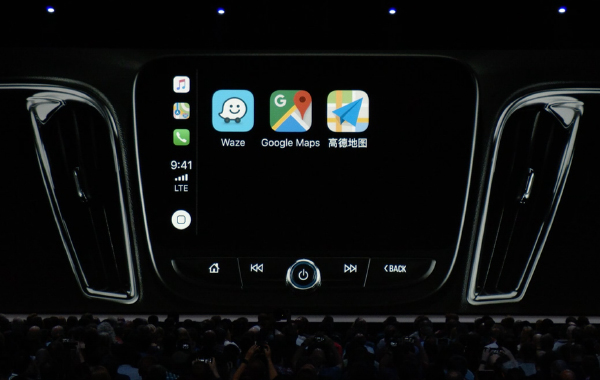 Google Maps and Waze are now available in Apple CarPlay