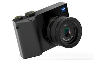Zeiss jumps into the mirrorless fray with their first full-frame camera