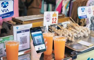 Singtel Dash is now usable in Thailand and is Asia's first cross-border mobile payment option