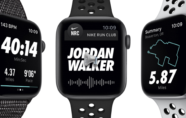 The Apple Watch Nike+ Series 4 is now available in Singapore
