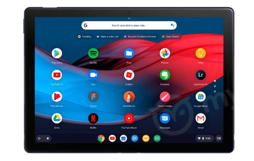 Leaked: The Google Pixel Slate is a 2-in-1 device running Chrome OS