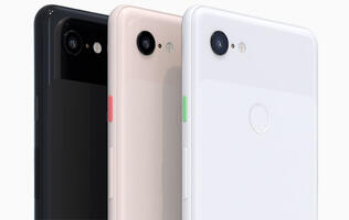 You can now pre-order the Google Pixel 3 and 3 XL