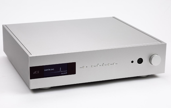 dCS enters the personal audio space with the $20,000 Bartók headphone amplifier and DAC