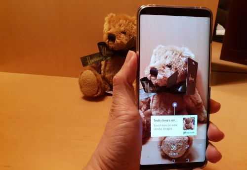 Huawei Mate 20 HiVision AI object recognition feature