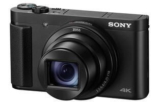 The Sony DSC-HX99 fits a 24-720mm zoom lens into a tiny body