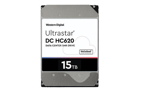 Western Digital's new 15TB HDD is now the world's largest