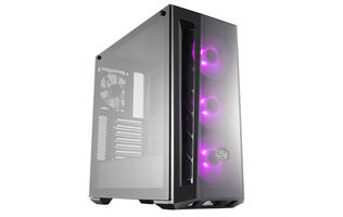 Cooler Master's MasterBox MB511 RGB was inspired by fast cars