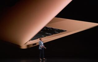 Apple's new MacBook Air is redesigned, refreshed, fits a Retina screen and is the greenest Mac ever made