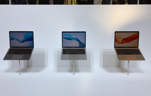 Hands-on with the new Apple MacBook Air with Retina display