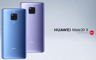 The Huawei Mate 20 X launches in Singapore for less than S$1,200 (Updated with more details)