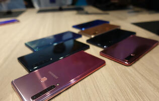 Global smartphone market continues to decline, Samsung's shipments fell 13.4%