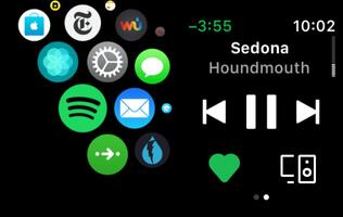 Spotify could be working on an official app for the Apple Watch