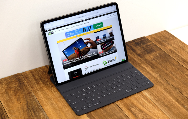 Apple iPad Pro 12.9-inch (2018) review