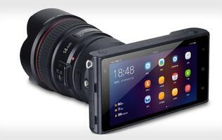 Yongnuo's mirrorless camera runs Android and supports Canon EF lenses