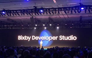 Samsung is opening Bixby up to developers