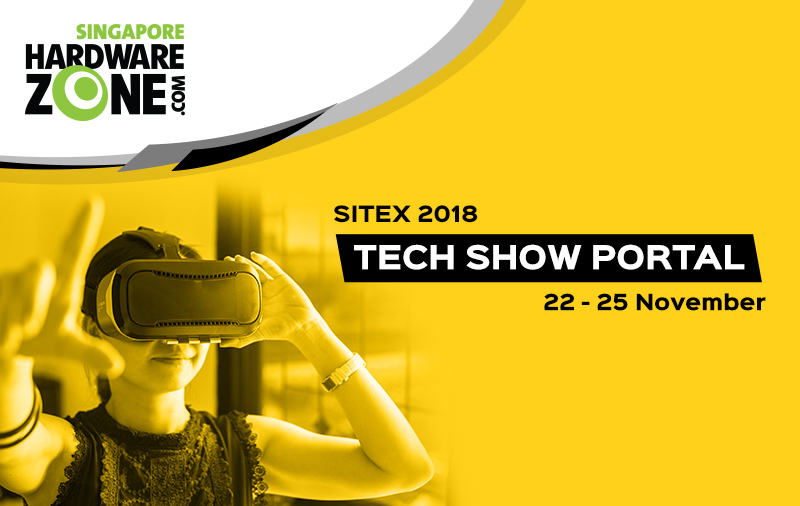 Sitex 2018 preview - The last tech show of the year is here!