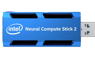 Intel launches its Neural Compute Stick 2 with up to 8x higher performance