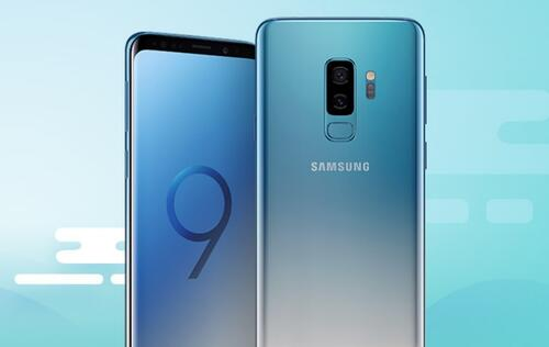 Samsung launches new gradient color option for the Galaxy S9 and Galaxy S9+