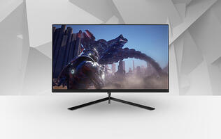 The Aftershock PRISM+ F270 Pro is an affordable QHD 144Hz display