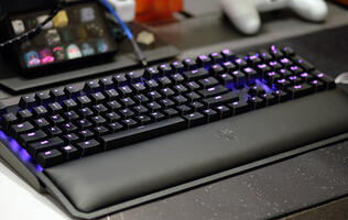 Razer BlackWidow Elite keyboard review: The best BlackWidow you can get