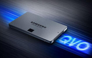 Samsung's new 860 QVO SSD combines high capacity with affordability