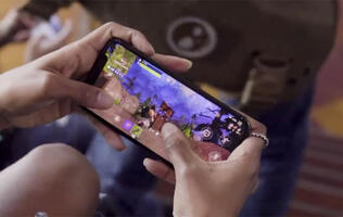 The only phone that can run Fortnite at 60fps is the iPhone