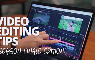 #HWZtechmeup: Video editing tips (hands-on edition)