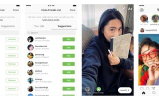 Instagram's Close Friends list allows you to share stories to a limited group