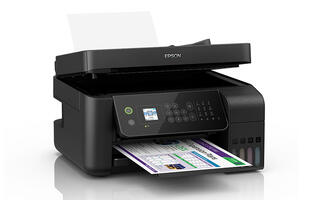 Epson adds two more models to its burgeoning ink tank printer lineup - the EcoTank L5190 and L1110