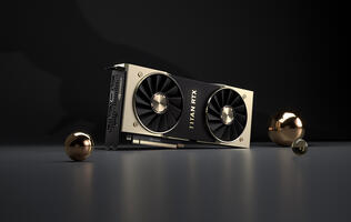 NVIDIA's Titan RTX is a monster Turing card that costs US$2,499